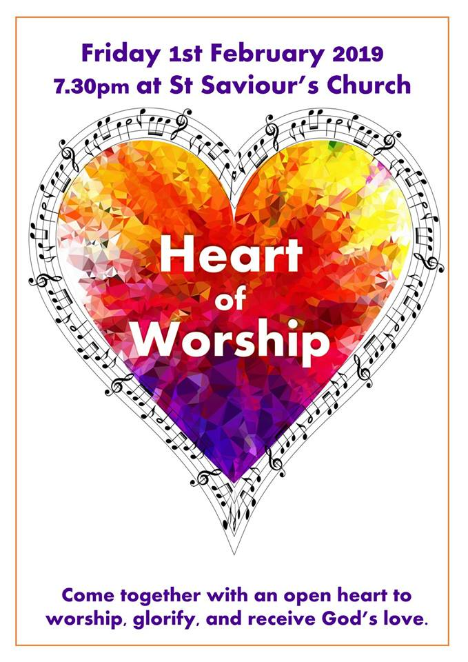 heart of worship (1 february 2019)
