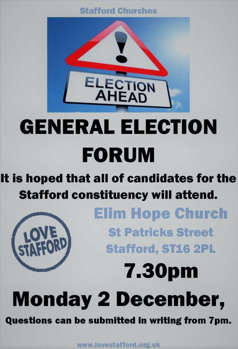 General Election Forum Stafford (2 December 2019).jpg