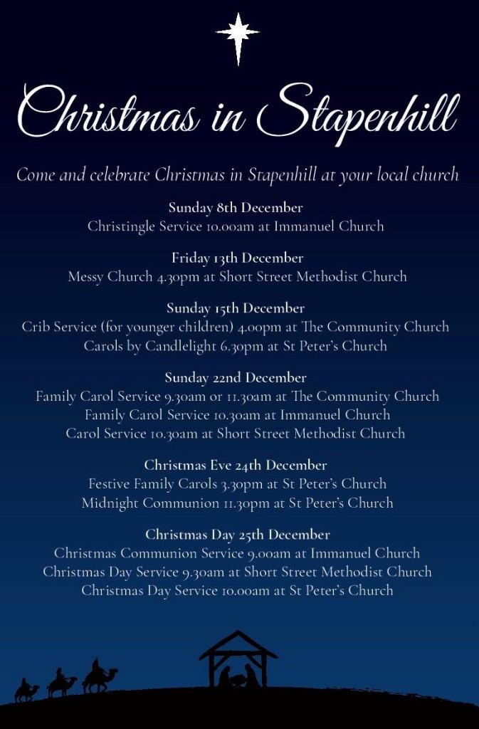 Stapenhill Christmas (December 2019)