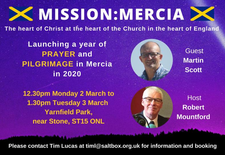 Mission Mercia retreat 2 (March 2020)